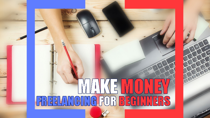 Earn Money Freelancing
