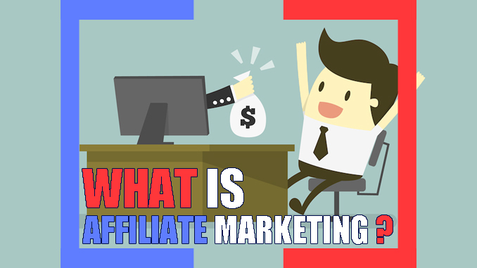 Understanding what affiliate marketing is and how to make money with it.