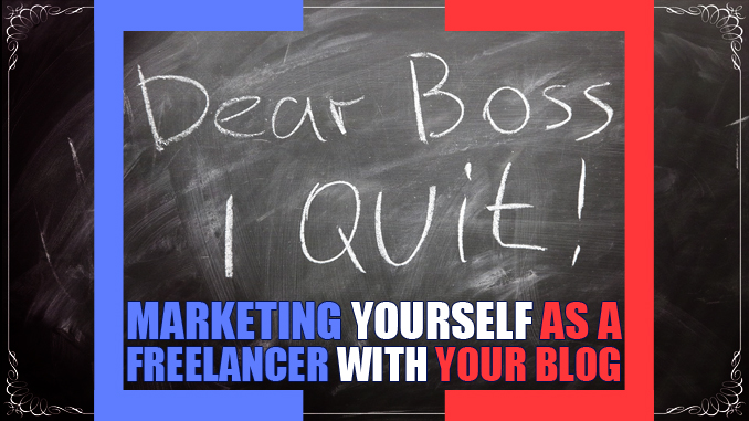How To Market Yourself As A Freelancer With Your Blog and make money blogging with Ade Falohun